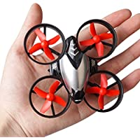 Hobby RC Drone Quadcopter Mini One Key Take Off and Landing Flip 4CH 6 Axis 3D Flip Headless Mode