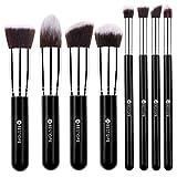 Best Professional Makeup Brushes BESTOPE Makeup Brushes 8 Pieces Makeup Brush Set Professional Face Eyeliner Blush Contour Foundation Cosmetic Brushes for Powder Liquid Cream