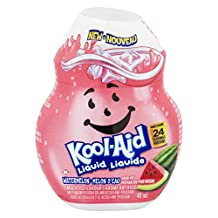 KOOL-AID Liquid Drink Mix, Watermelon, 48ml