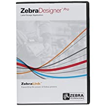 Zebra ZebraDesigner Pro v2 - Software de gráficos (PC, VGA display, Windows XP Windows 2003 Windows 2008 Windows Vista Windows 7, BMP, GIF, JPG, PCX, PNG, TGA, TIF)