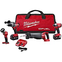 Milwaukee Electric Tool 2796-24 M18 Lithium Comb Kit Review