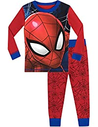 Boys Spiderman Pajamas