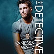 The Detective Audiobook by Vanessa Waltz Narrated by Emily Cauldwell, Douglas Berger