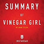 Summary of Vinegar Girl by Anne Tyler   Includes Analysis    Instaread