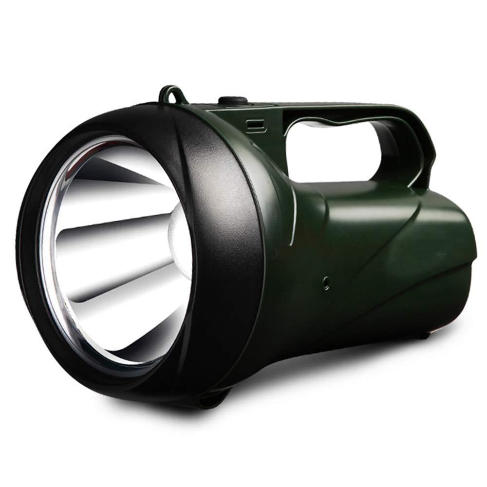SYXL Outdoor Searchlight Waterproof Glare Wiederaufladbare Tragbare Fernbedienung Taschenlampe