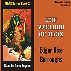 The Warlords of Mars Audiobook