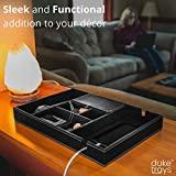 duke trays Valet Tray for Men, Nightstand