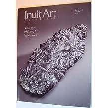 Inuit Art Quarterly (IAQ): Fall 1998 Vol. 13, No. 3
