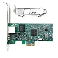 Broadcom NetXtreme 10/100/1000Mbps Gigabit Desktop PCI-E Network Card - BCM5751 NIC by TOTOVIN