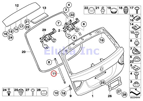 Ford 6g1z5443200a Genuine Oem Factory Original Lock I703410 moreover 2002 Mini Cooper Vacuum Diagram further Bmw Teile heckklappe 333 1 moreover Dodge Caravan Parts Diagram together with 2008 olympic volleyball. on bmw e36 hatch