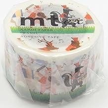 Mt Washi Masking Tape Ex Drum and Fife Band (MTEX1P89)