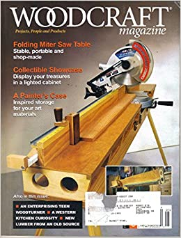 Woodcraft magazine volume 10