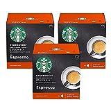 Nescafe Dolce Gusto Starbucks Colombia Espresso x 3