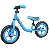 "Mamba Sport 12"" Balance Bike with Handlebar Pad - 8 Colours to Choose from"