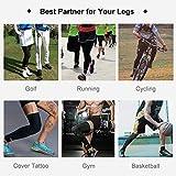 SONTHIN Leg Sleeves Compression Full Leg Long