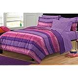 My Room Tie Dye Ultra Soft Microfiber Comforter Sheet Set, Multi-Colored, Twin/Twin X-Large