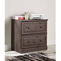 Crossmill Lateral File, Heritage Walnut