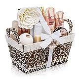 Spa Baskets For Women - Luxury Bath Set With