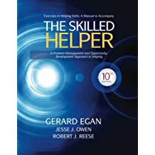 Amazon gerard egan books student workbook exercises for egans the skilled helper fandeluxe Gallery