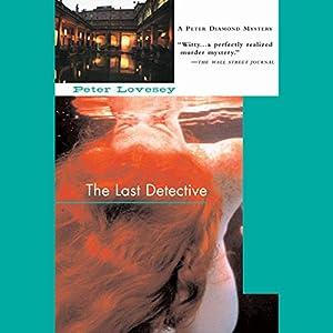 The Last Detective Audiobook