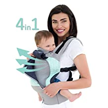LILLEbaby 4 in 1 ESSENTIALS All Seasons Baby Carrier - Boardwalk