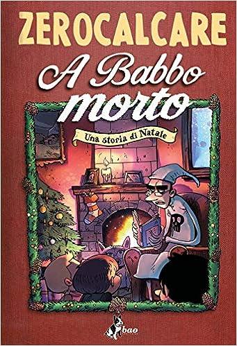 cover libro Zerocalcare A Babbo Morto