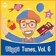 Blippi Tunes, Vol. 6