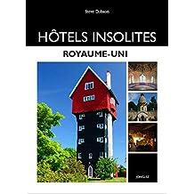 Hôtels insolites: Royaume-Uni