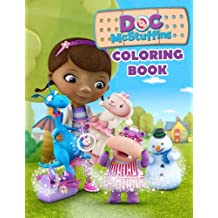 Doc Mcstuffins Coloring Book: Great Activity Book for Kids and Toddlers