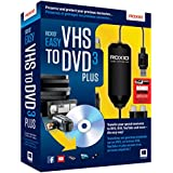 Roxio Easy VHS to DVD 3 Plus Video Converter...