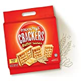 Munchy's Butter Sandwich Crackers 540g (628MART) (6 Packs)