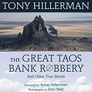 The Great Taos Bank Robbery Audiobook