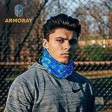 ARMORAY Face Mask, Head Wrap, Neck