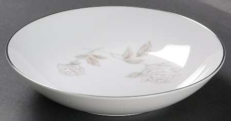 Coupe Soup Bowl in Rosay by Noritake at Replacements, Ltd