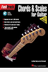Chords & Scales for Guitar (Fast Track Music Instruction) Paperback