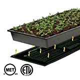 "iPower 2 Pack 48"" x 20"" Warm Hydroponic Seedling"