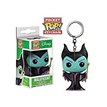 ! Pocket Pop Keychain: Disney - Maleficent (Classic) Disney / Pixar Disney [parallel import goods]