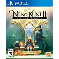 Namco Ni No Kuni II: Revenant Kingdom for PS4