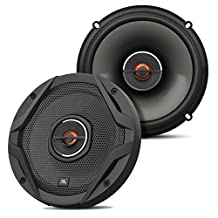 "JBL GX602 360W 6.5"" 2-Way GX Series Coaxial Car Loudspeakers (Certified Refurbished)"