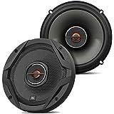 JBL GX602 180W 6.5 2-Way GX Series Coaxial Car Loudspeakers (Certified Refurbished)