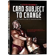 Card Subject to Change