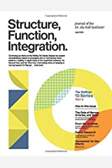 Structure, Function, Integration: Journal of the Dr. Ida Rolf Institute Paperback