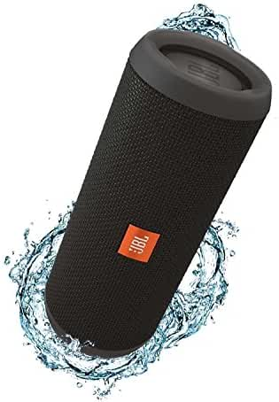 JBL Flip 3 Portable Bluetooth Speaker - Black (Certified Refurbished)