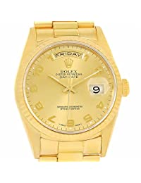 Rolex President automatic-self-wind mens Watch 18238 (Certified Pre-owned)