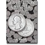 Washington Quarters Folder 1932-1947