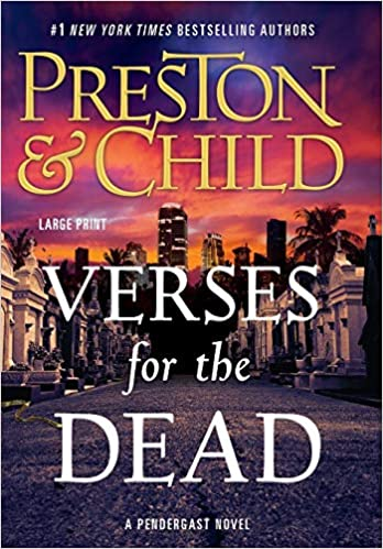 Verses for the Dead (Agent Pendergast Series (18)): Preston ...