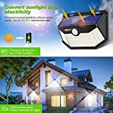 Solar Lights Outdoor 120 LED with Lights