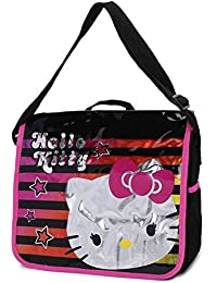 Hello Kitty Messenger Bag / School Book Bag