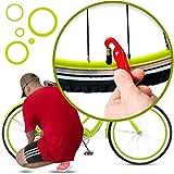 Bike Tire Lever - Red - Premium Hardened Plastic