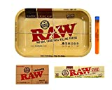 RAW Organic Unrefined Pre-Rolled Cone 32 Pack Combo